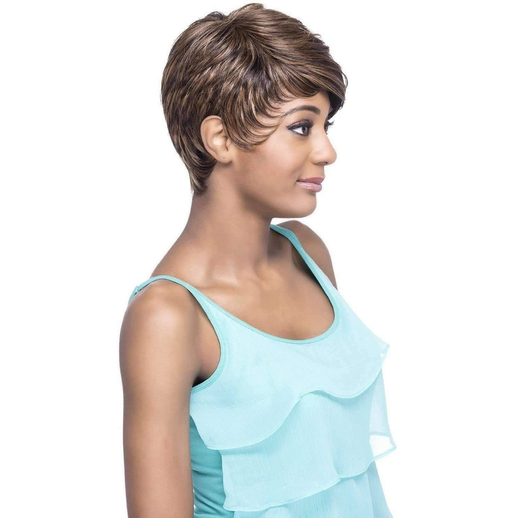 Ocean | Synthetic Wig (Traditional Cap) - African American Wigs