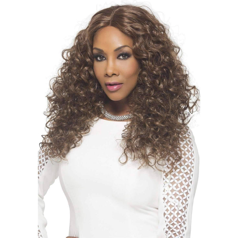 ODETTE | Heat Resistant Synthetic Wig (Traditional Cap) - African American Wigs