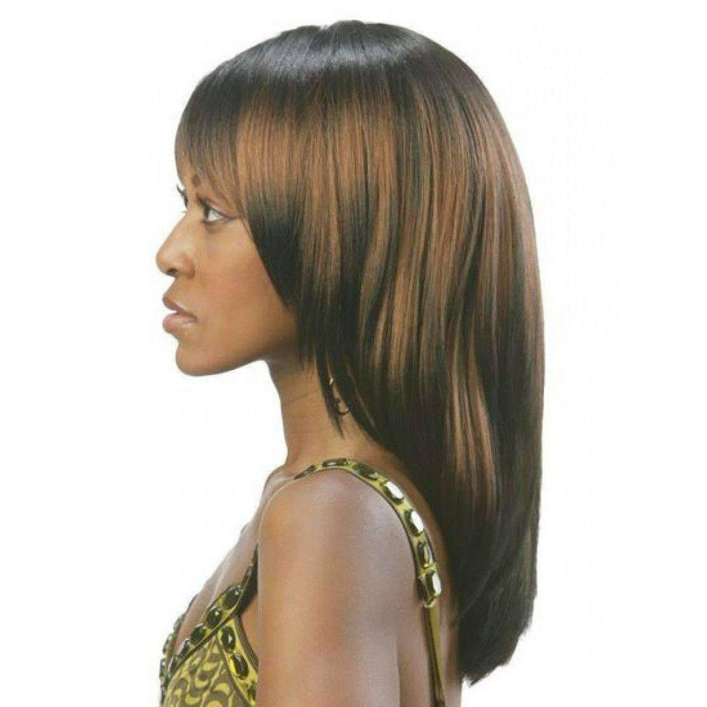 Patchy-6-Motown Tress Synthetic Hair Wig Long - African American Wigs