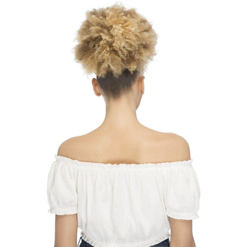 "PB-HOUSTON 5"" AFRO TIGHT CURL POCKET BUN"