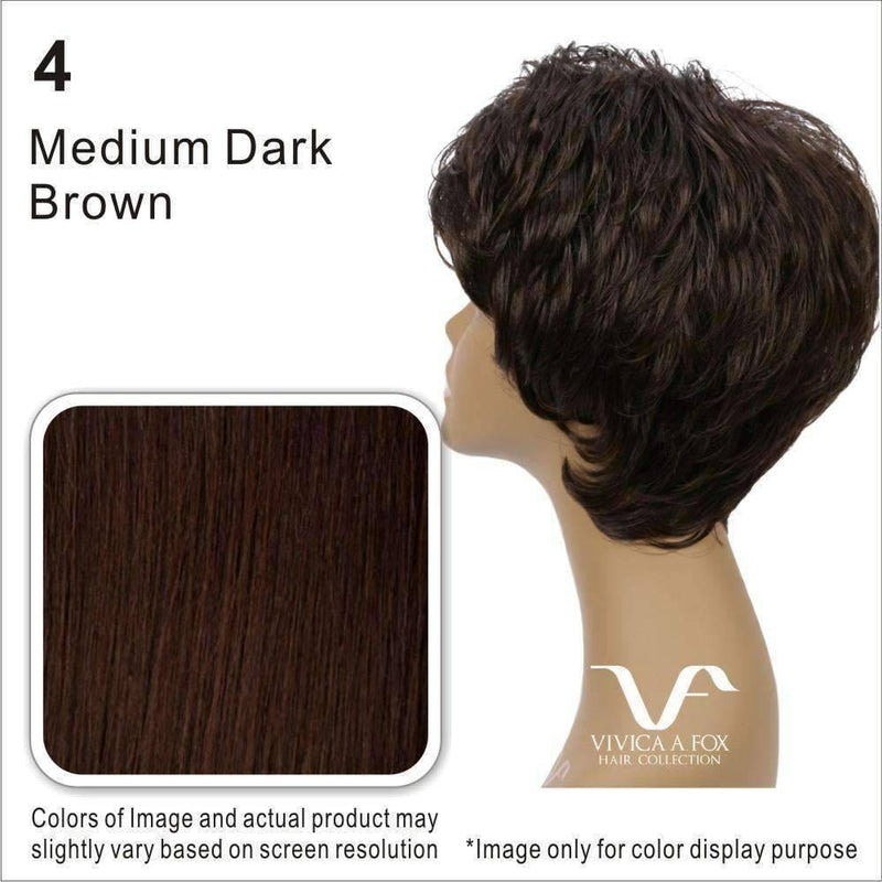 PB-SWEETY-V - Vivica Fox Synthetic Wig in Color #4 - African American Wigs