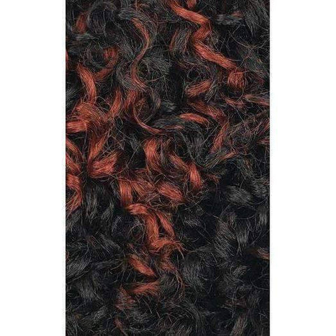 PD-BANG160 - Short Length Curly Synthetic Drawstring Ponytail | Motown Tress - African American Wigs