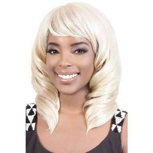RENE | Heat Friendly Synthetic Wig (Traditional Cap) - African American Wigs
