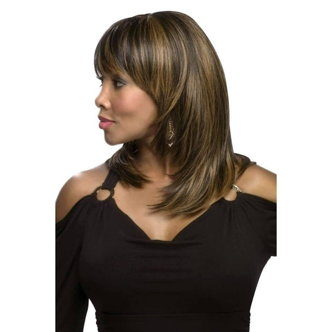 Image of Rumer - Vivica Fox Synthetic Wig - African American Wigs