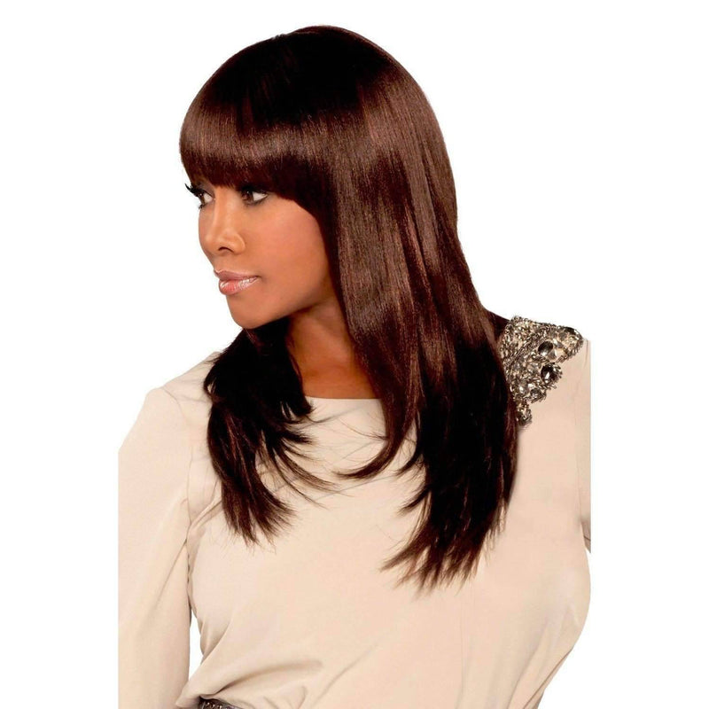 Rush - Vivica Fox Syntheitic Wig in Color #4 - African American Wigs