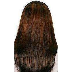 Seven-Motown Tress Synthetic Lace Front Hair Wig Long - African American Wigs