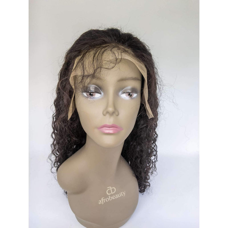 "Sioban | 13 X 4"" Transparent Lace Human Hair Wig  