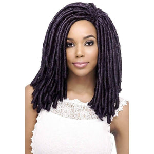 SISTAS | Synthetic Dread Lock Braids - African American Wigs