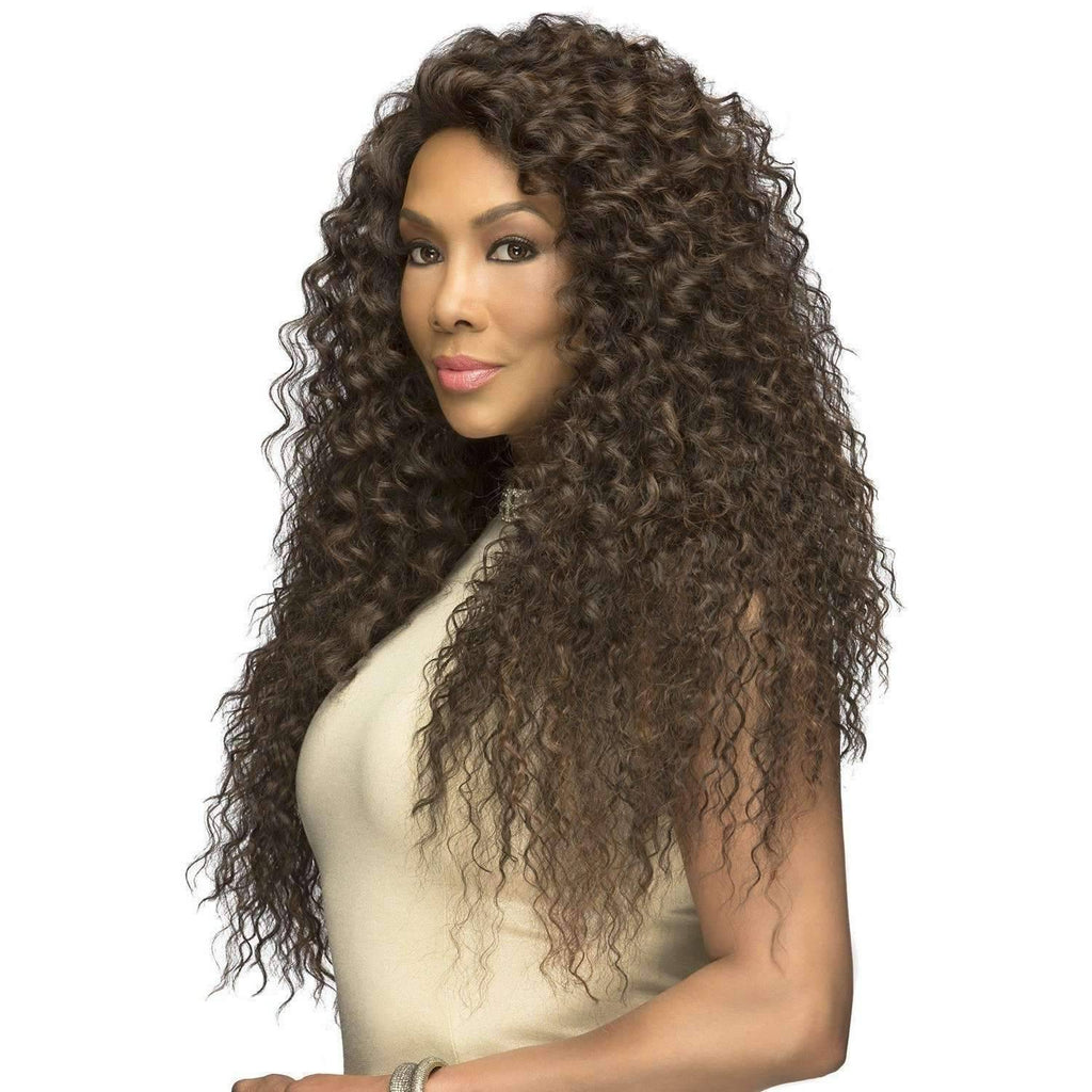 SOBE | Heat Resistant Synthetic Wig (Lace Front Traditional Cap) - African American Wigs