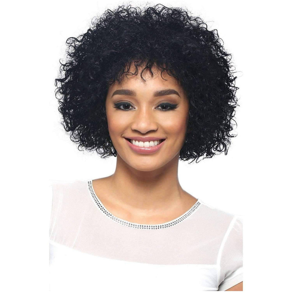 SPRING | 100% Human Hair Wig (Traditional Cap) - African American Wigs