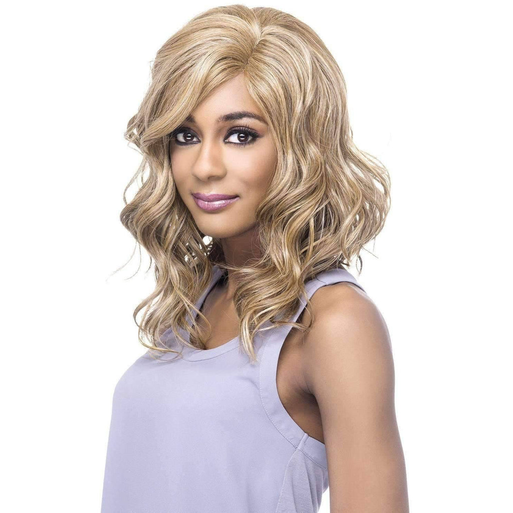 Stephanie |  Synthetic Wig (Lace Front Traditional Cap) - African American Wigs