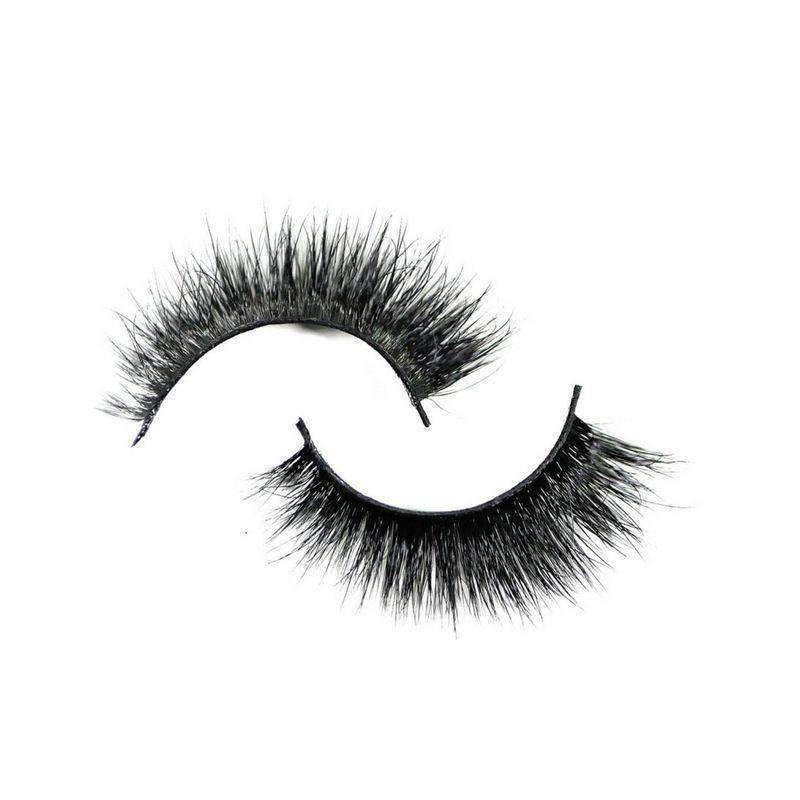 Tanesha 3D Mink Lashes - African American Wigs