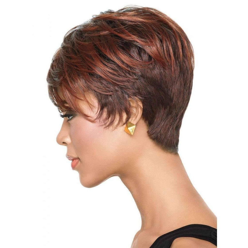 TAPERED TOMBOY | Sherri Shepherd Synthetic Wig - African American Wigs