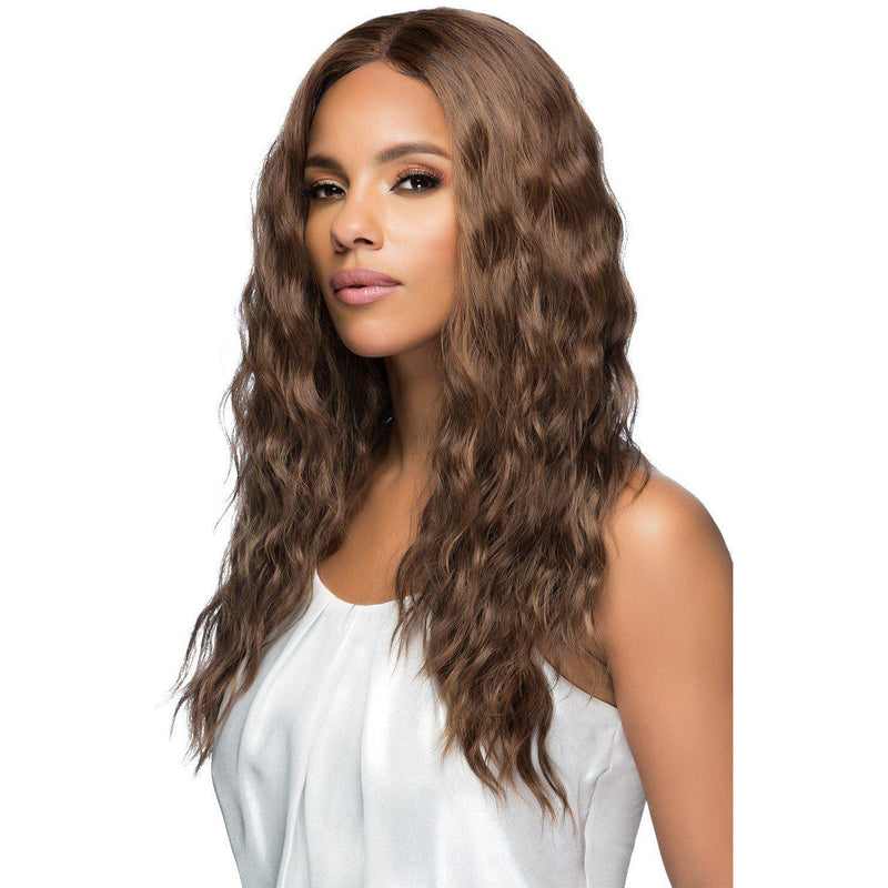 "TESSA 24"" LAYERED LOOSE BODY WAVE WIG - Vivica Fox"