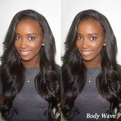 The Best Wig Ever | Human Full Lace Wig - African American Wigs