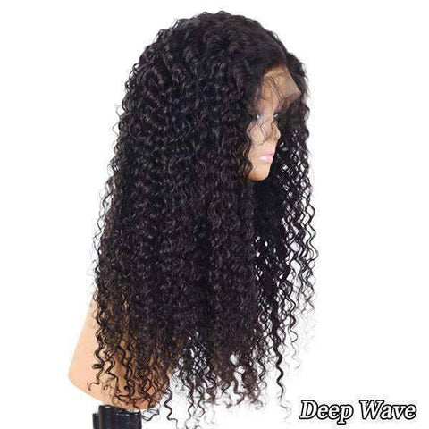 Image of The Best Wig Ever | Human Full Lace Wig - African American Wigs