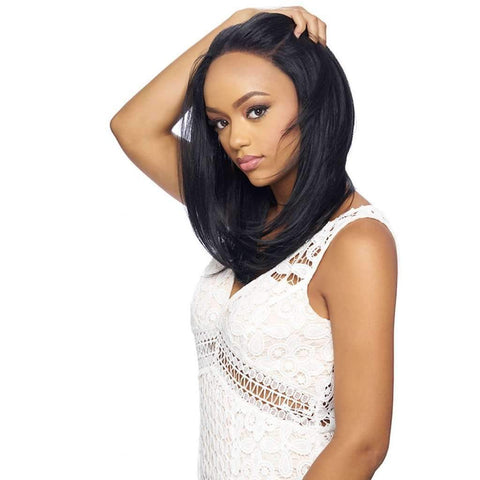 Image of THL03 Illusion Hairline Synthetic Lace Wig | Harlem125 - African American Wigs