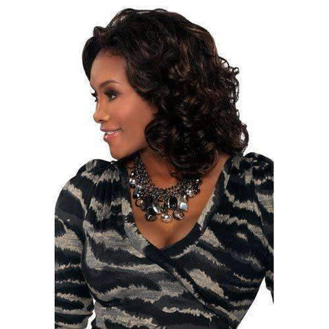 Image of Tonetta - Vivica Fox Synthetic Wig in Color #FS4/30 - African American Wigs