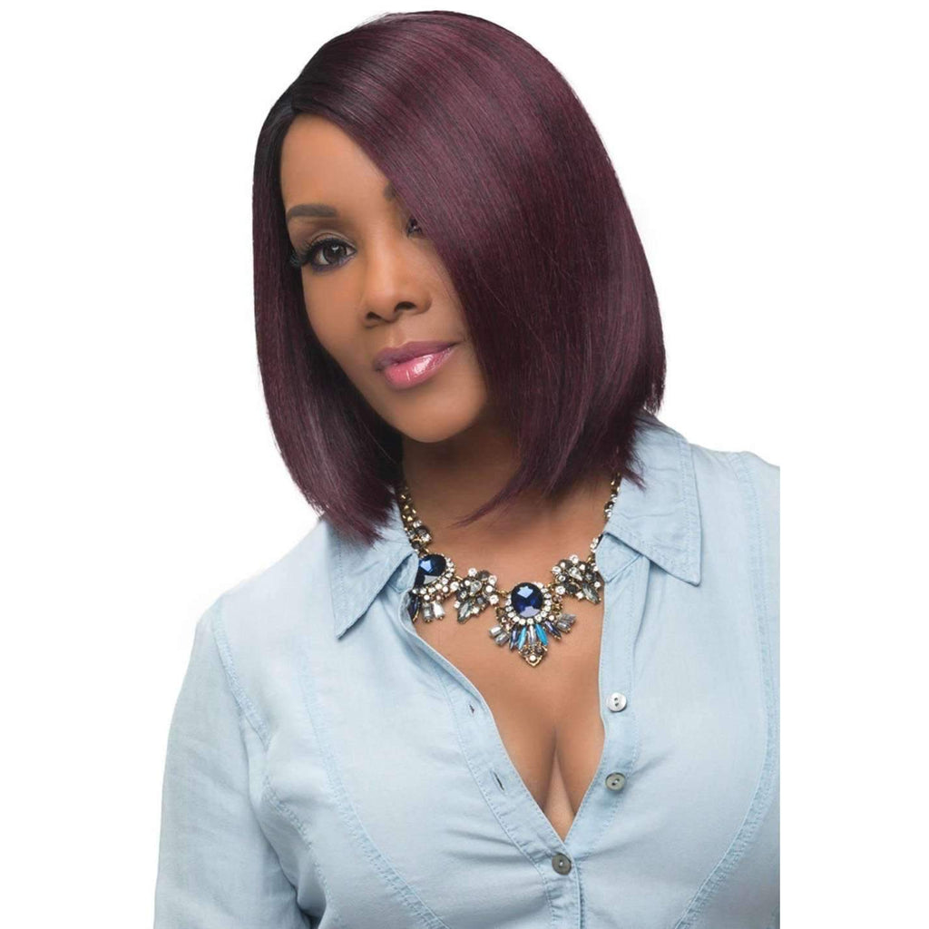 USHA | High Heat Resistant Synthetic Wig (Traditional Cap) - African American Wigs