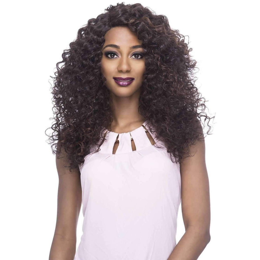 VOGUE | Synthetic Wig (Lace Front Traditional Cap) - African American Wigs
