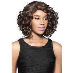 Welsh | 100% Human Hair Wig (Lace Front Traditional Cap) - African American Wigs
