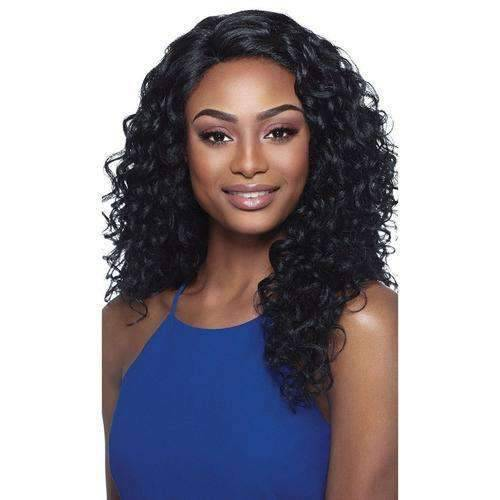 AMBER - Carefree Synthetic Wig in Color #4 - African American Wigs