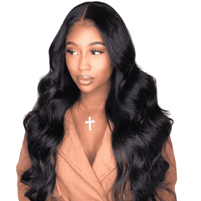 Amina | Pre-Plucked Full Lace Body Wave Wig - African American Wigs