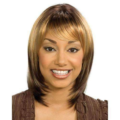 AMY - Carefree Synthetic Wig - African American Wigs