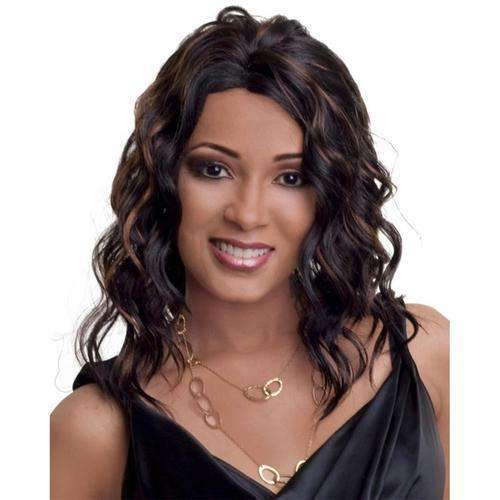 Brooke - Carefree Synthetic Wig - African American Wigs