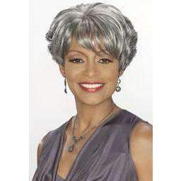 Charlotte | Synthetic Wig (Traditional Cap) - African American Wigs