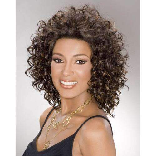 ESTELLE - Carefree Synthetic Wig - African American Wigs