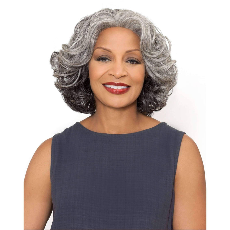 Esther | Synthetic Wig (Lace Front Traditional Cap) - Medium Length Wigs