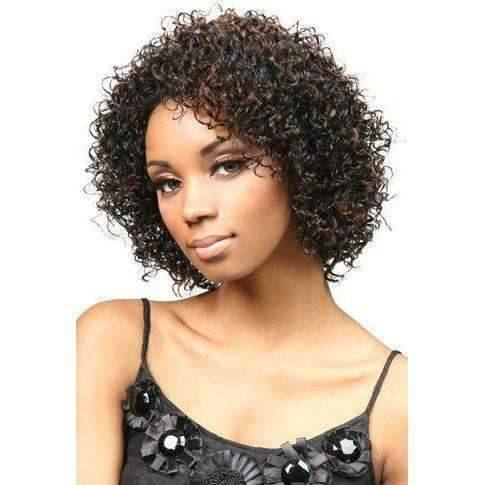 FXLB-206 - Curly Synthetic Medium Length Wigs| Motown Tress |