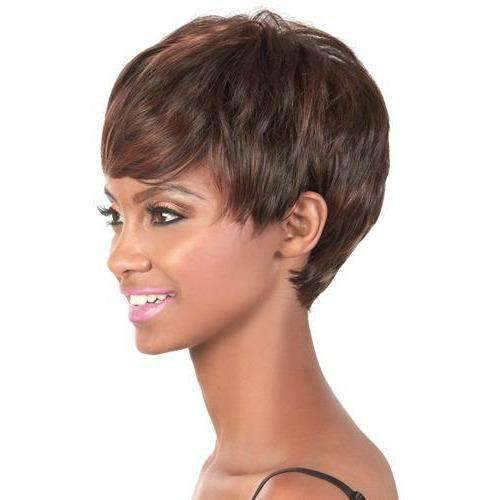 GGC-91 Short Synthetic Wig - African American Wigs