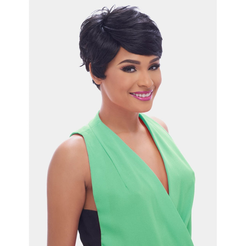 Short High Quality Synthetic Wigs