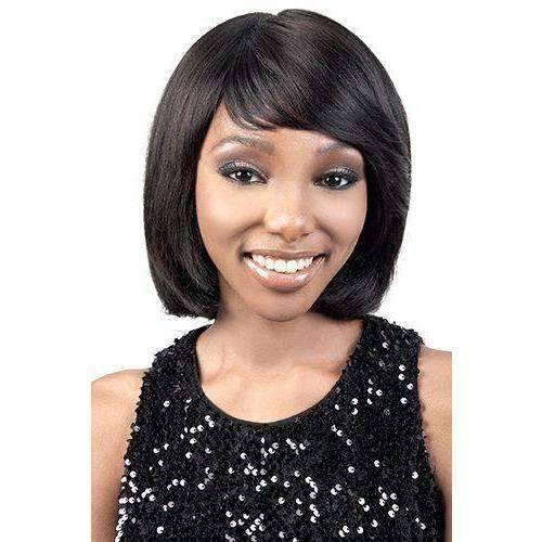 HR. ROYAL | Remy Human Hair Wig (Traditional Cap) - African American Wigs