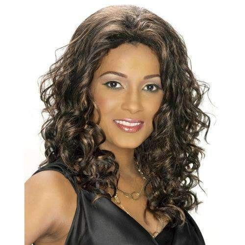 IRENE - Carefree Synthetic Wig in Color #F1B30 - African American Wigs