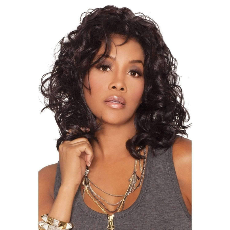 Joanna - Vivica Fox Lace Front Synthetic Wig in Color #FS4/27 - African American Wigs
