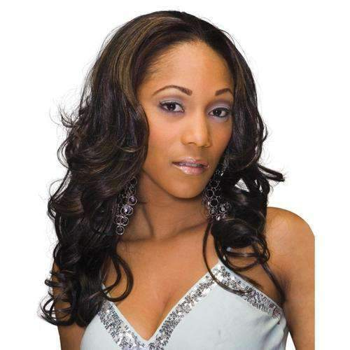 LADY - Carefree Synthetic Wig - African American Wigs