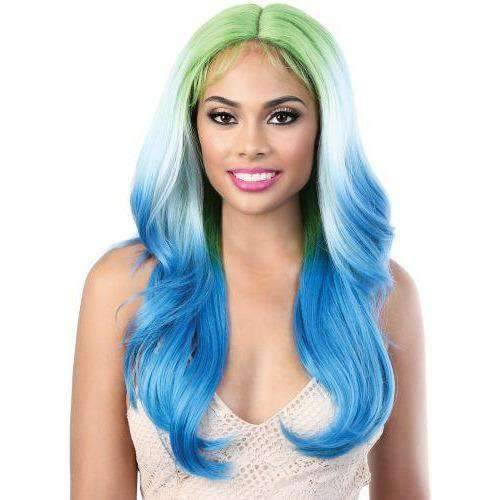 LDP-Jazz24 - Long Length Wavy High Quality Synthetic Wigs | Motown Tress - African American Wigs