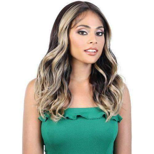 LDP-Julie - Long Length Wavy High Quality Synthetic Wig | Motown Tress - African American Wigs