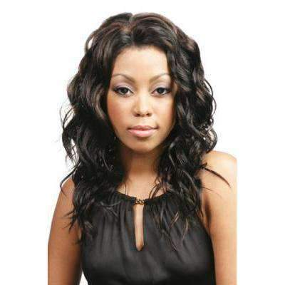 LFES-Mojo-Motown Tress Synthetic Lace Front Hair Wig Long - African American Wigs