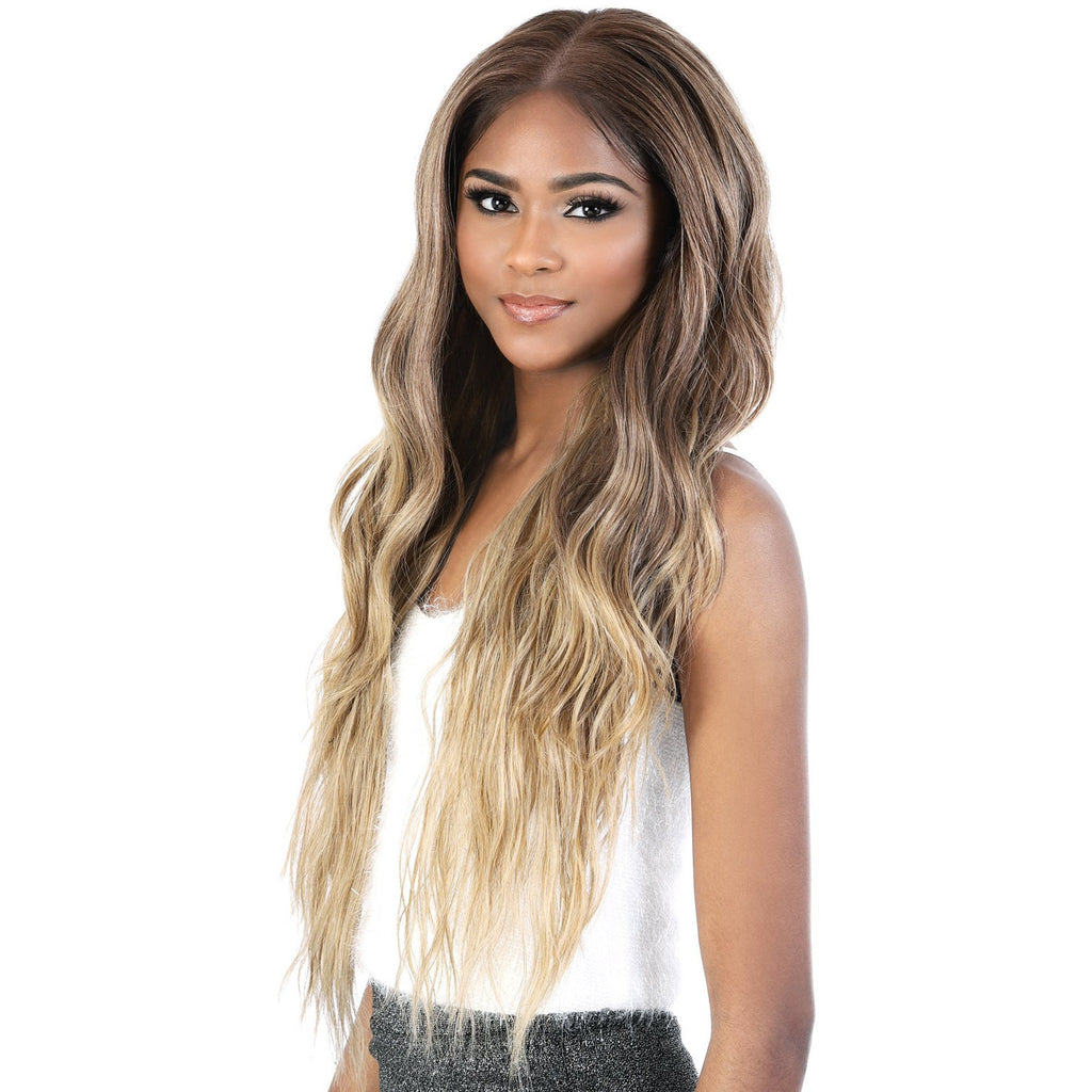 LS137.KISS - HD 13 X 7 Lace High Quality Synthetic Wig  | Motown Tress