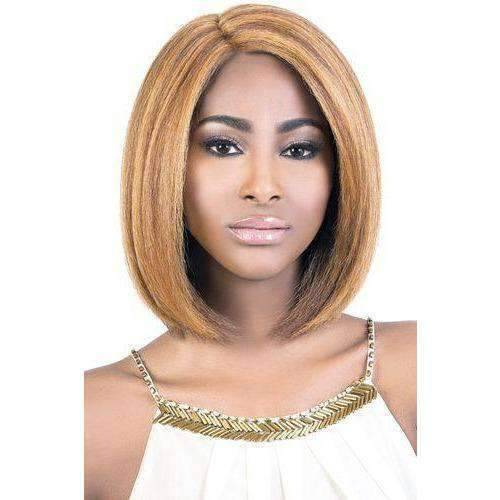 LXP. KRIS | Heat Friendly Synthetic Wig (Lace Front Traditional Cap) - African American Wigs