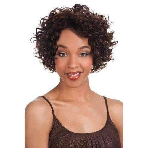Marva - Vivica Fox Lace Front Synthetic Wig - African American Wigs