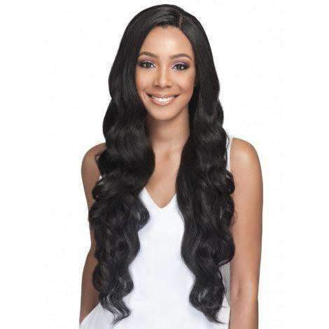MBLF150 Pekela 4 X 4 Swiss Lace Front Synthetic Wig |  Bobbi Boss Wig - African American Wigs