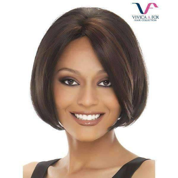 ML - Dana - Vivica Fox Lace Front Synthetic Wig - African American Wigs