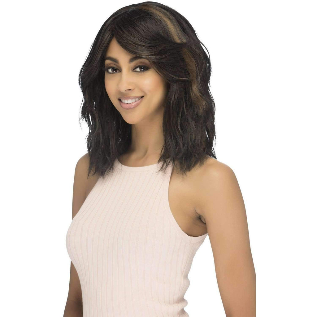 PERSIAN Synthetic Lace Front Wig Vivica Fox - African American Wigs
