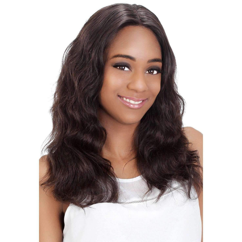 SHAWNA | 100% Remi Human Hair Wig (Lace Front Traditional Cap) - African American Wigs