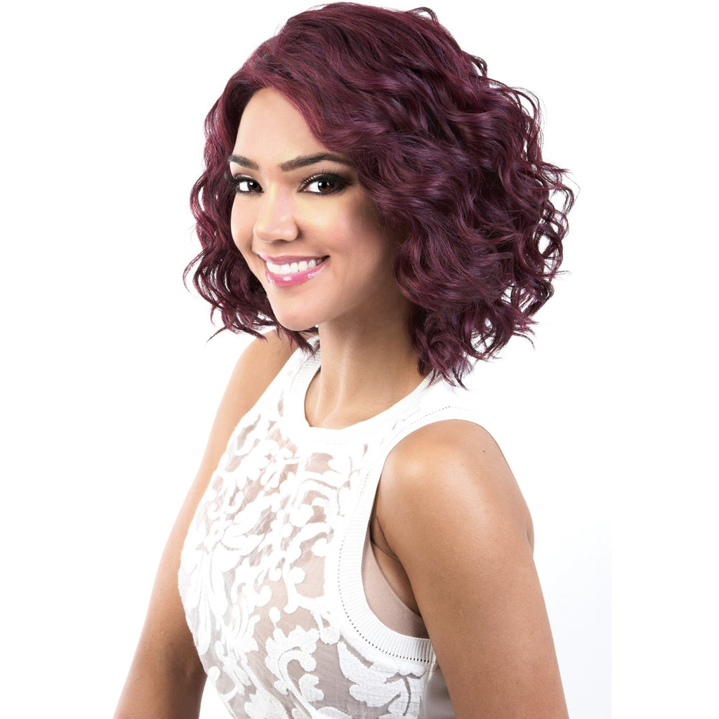 solana deep curly High Quality Synthetic Wigs